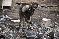 E-waste, toxic, electronics, environment, recycling, electronic waste